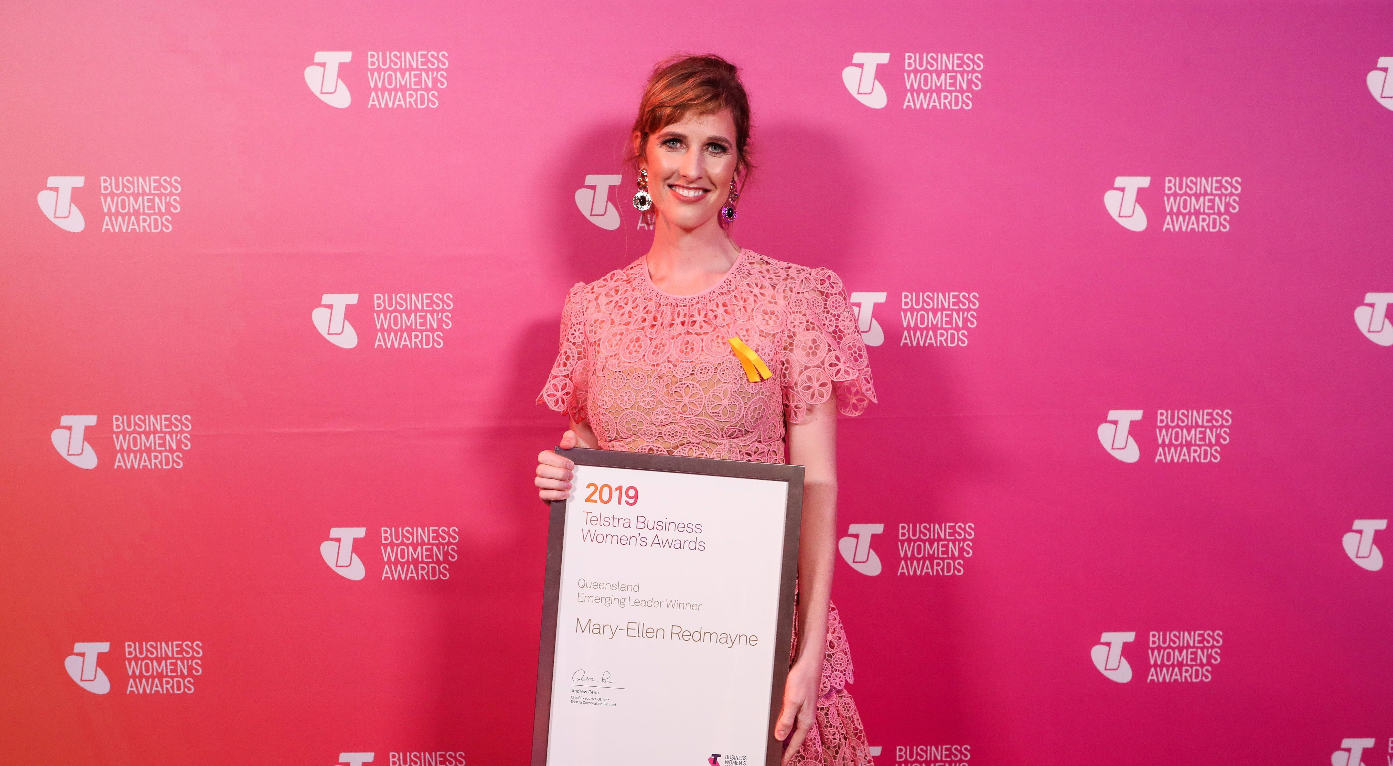 Gold Coast Podiatrist wins award